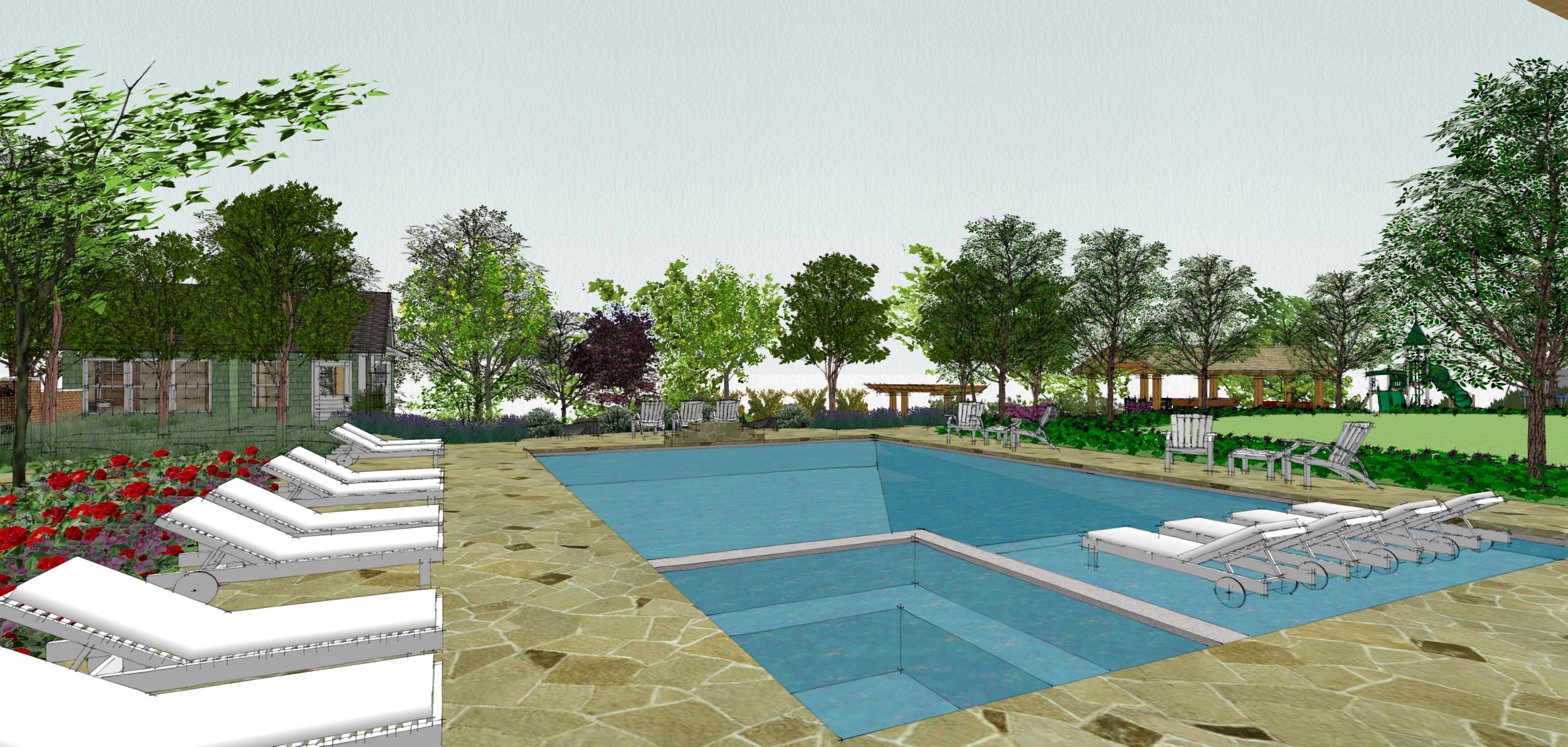 El Alamo Pool