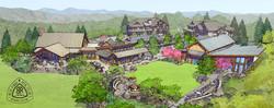 Village Rendering