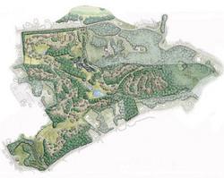 Thoms Estate Site Plan