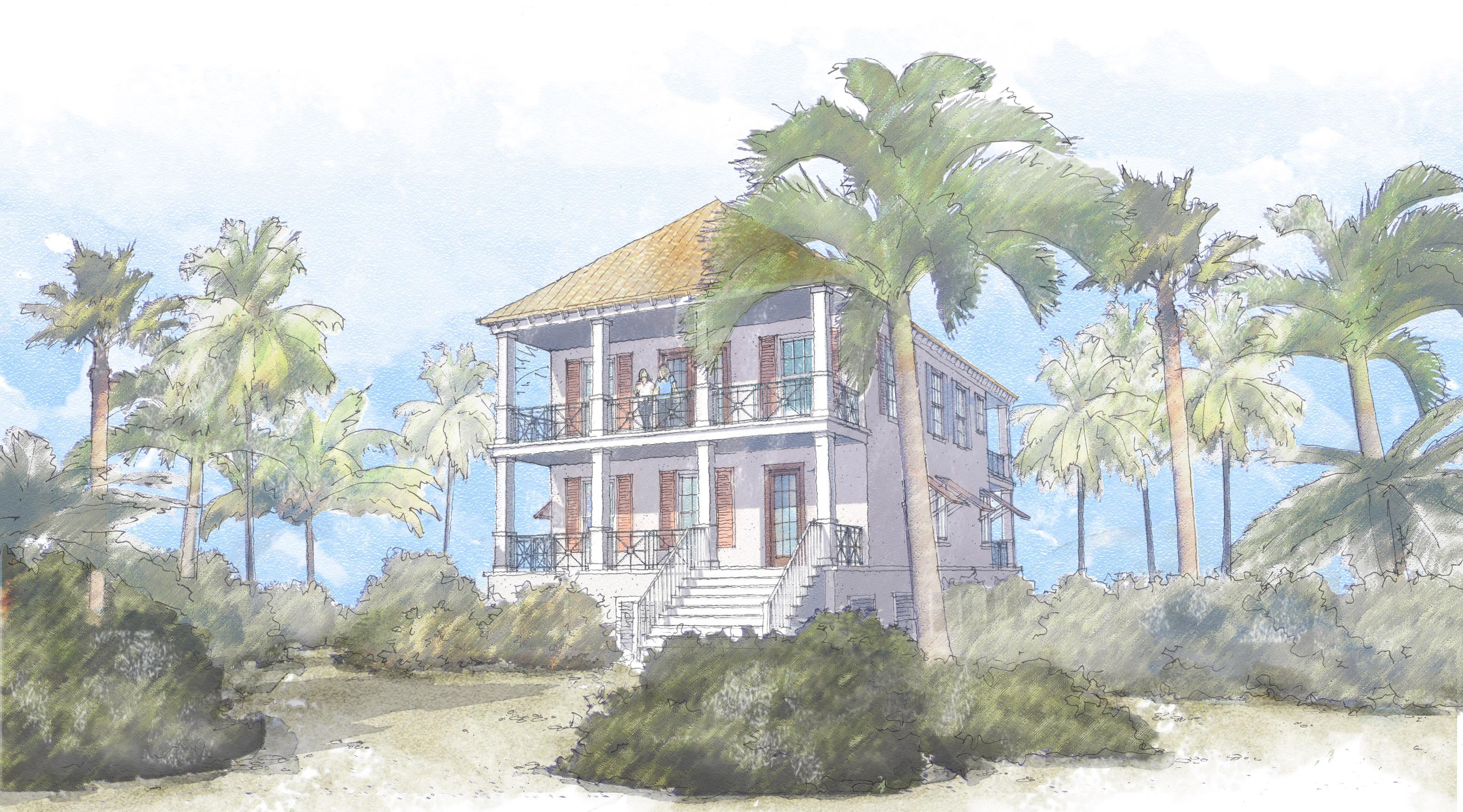 Deep Water Cay Cottage 2