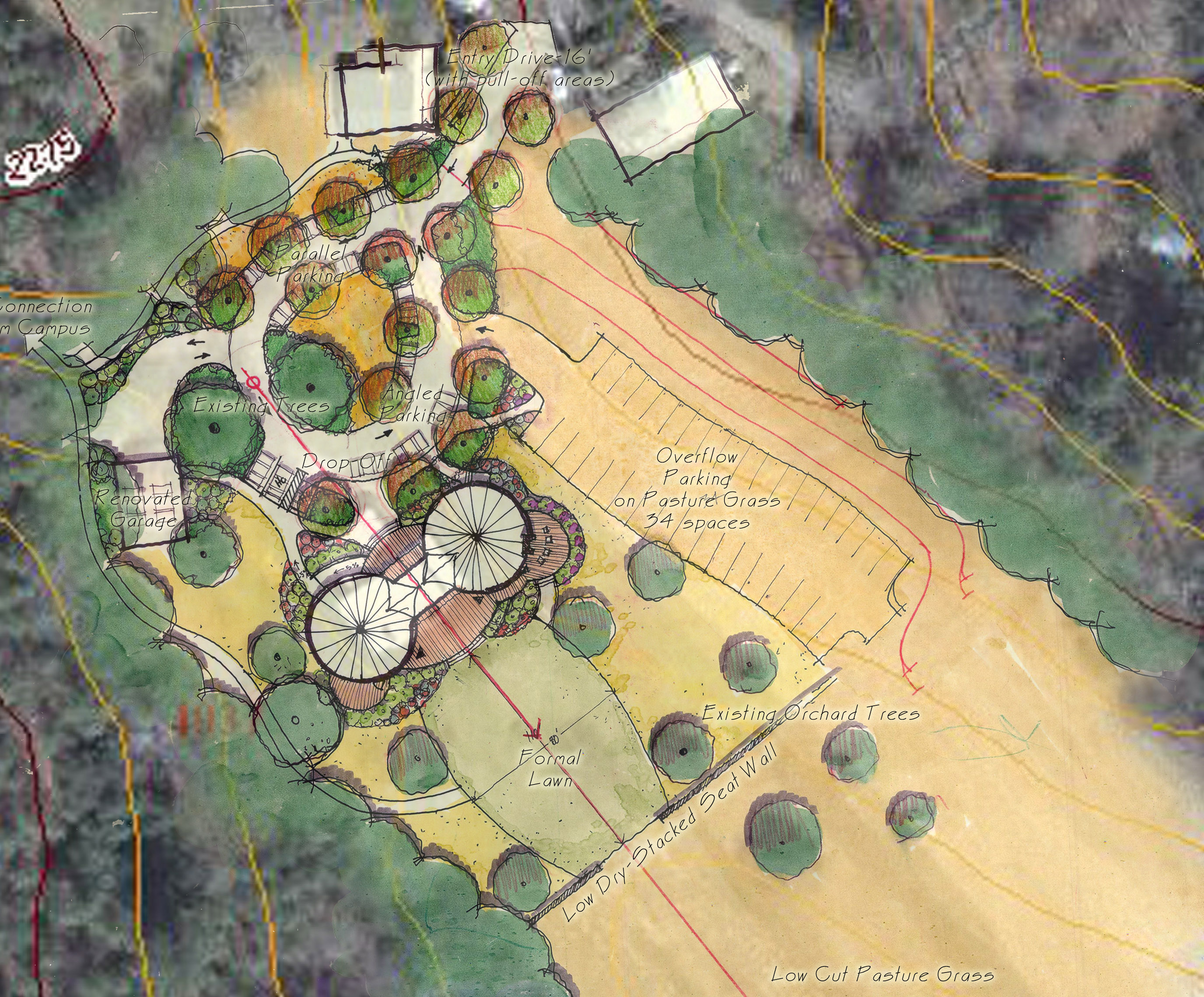 Warren Wilson Concept Plan