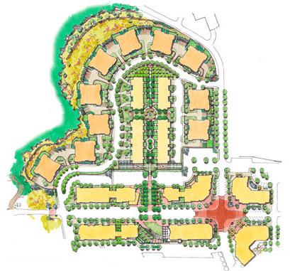 Reynolds Village Master Plan