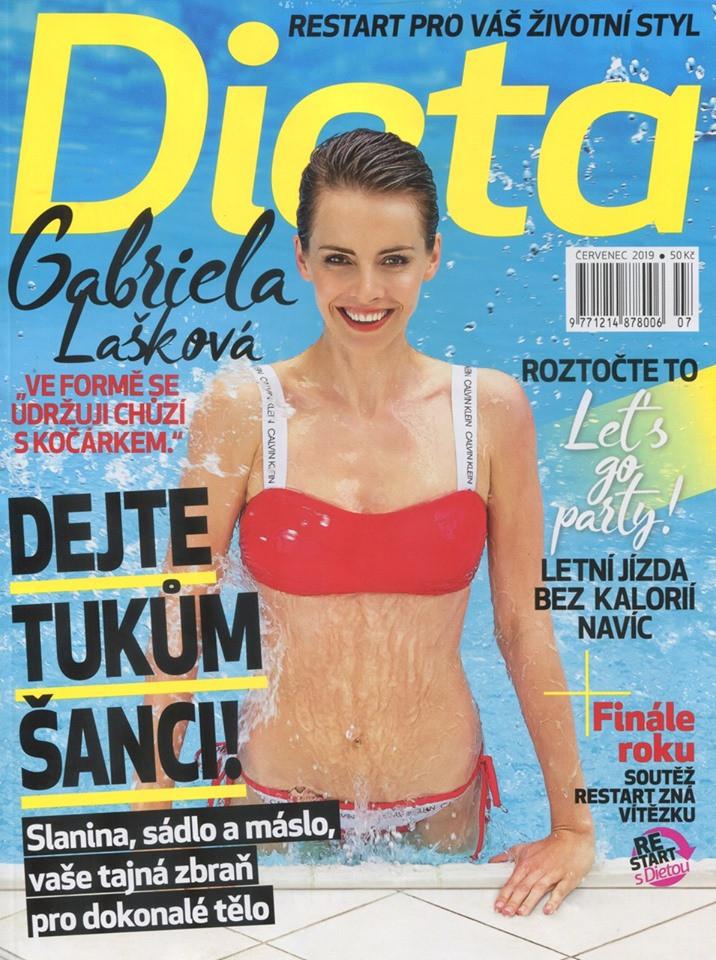 článek v časopise Dieta