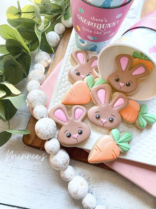 Bunny + Carrot Minis
