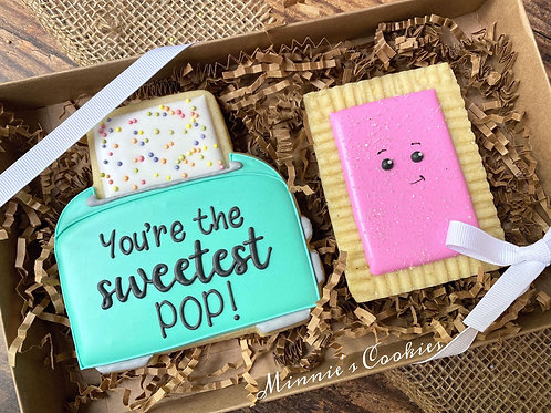 Signature flavor Pop Tart set