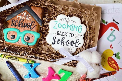 Homeschool cookie set