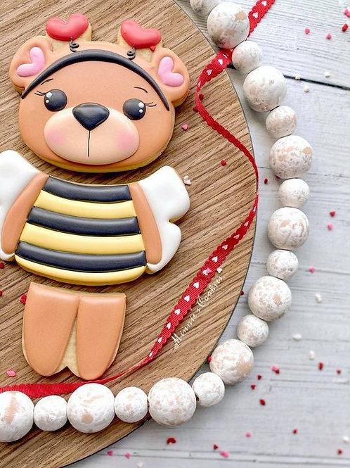 Bee Mine Bear Set