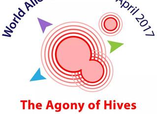 Semana Mundial da Alergia - Urticária