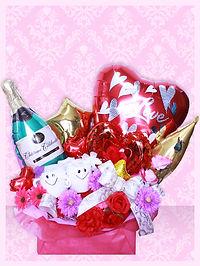 結婚のお祝いに ウェルカムボードの飾りに 結婚プレゼント バルーンアレンジ お持ち込み品 ラッピング