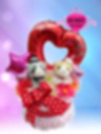 結婚祝い ウェディングタオルケーキ 猫 オリジナル