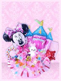 バースデープレゼント 誕生日プレゼント 子供 お菓子 キャンディ アレンジ バルーン プリンセス ミニー ディズニー