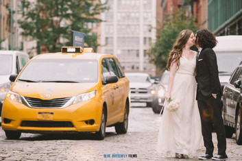 Blakely and Udi's wedding at Wren, NYC