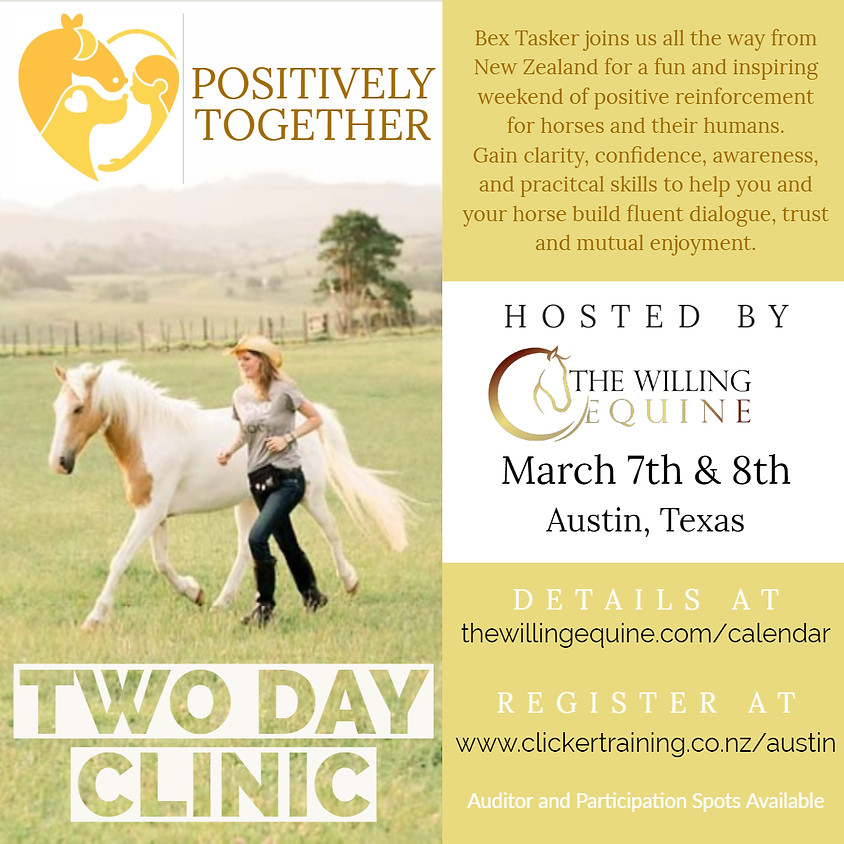 Positively Together Clinic March 2020
