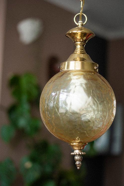 Hanglamp Amber bol