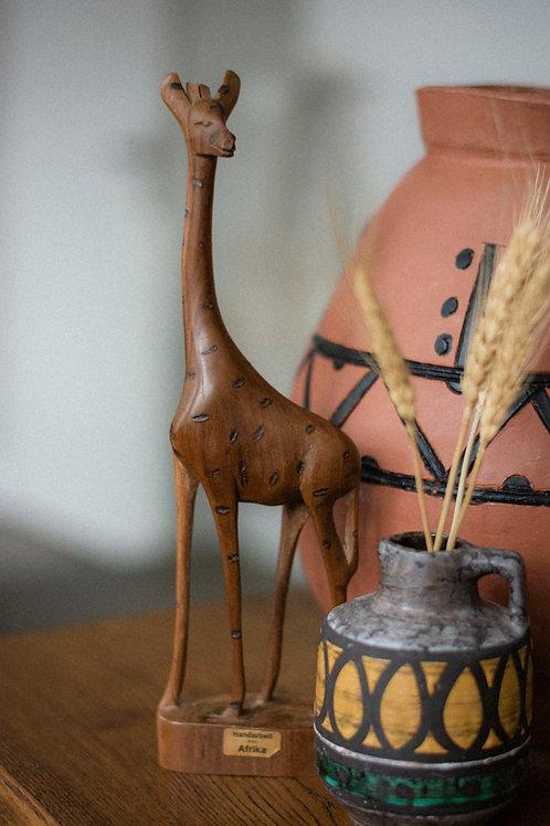 Houten Giraffe