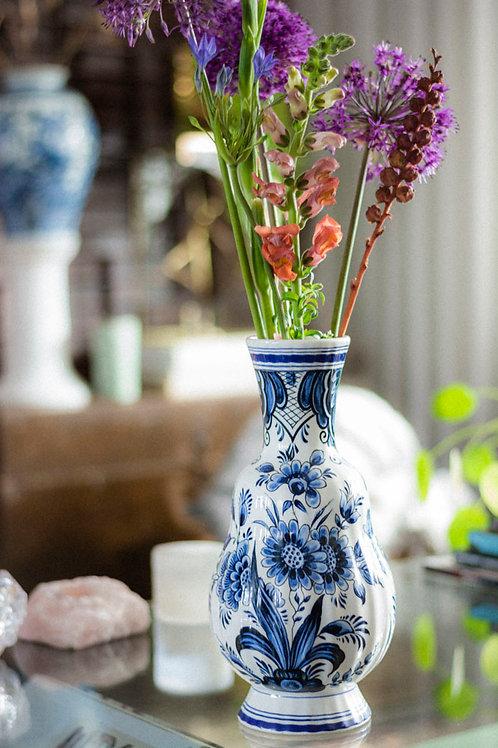Delftsblauwe vaas