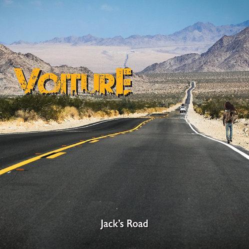 CD Jack's Road
