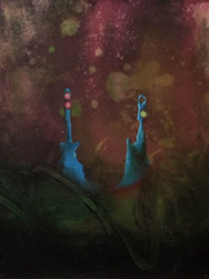 Morish Dreamscape (Caustic Stalagmite)