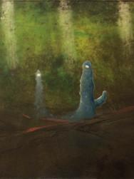 Morish Dreamscape (Lurid Stalagmite)