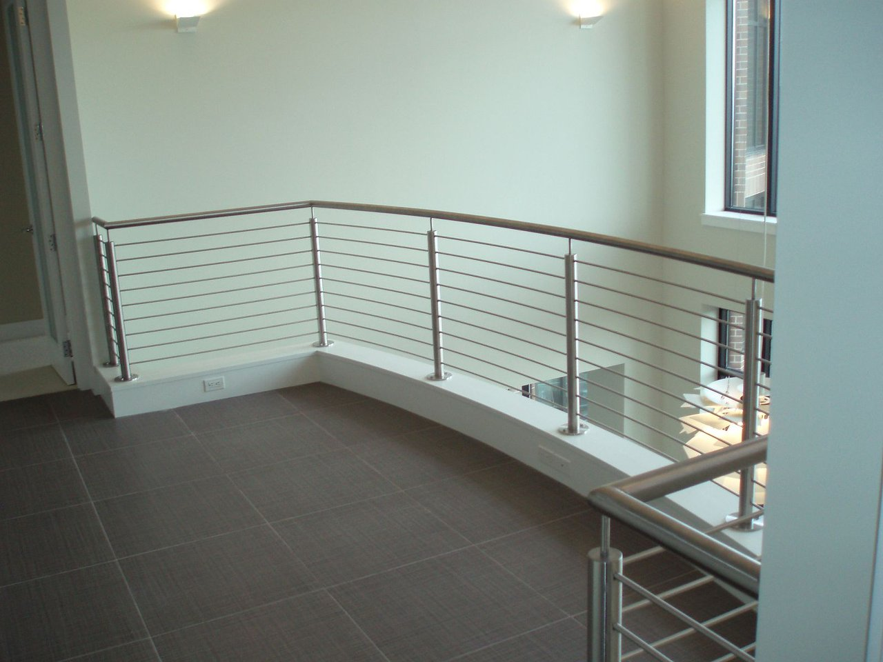 Stainless Steel Rod Railing