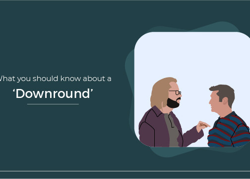 The 'Down Round' Caution : Things You Need to Know! (Silicon Valley × LexStart)