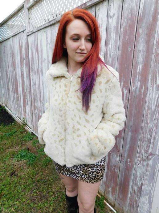 """Fur"" Coat"
