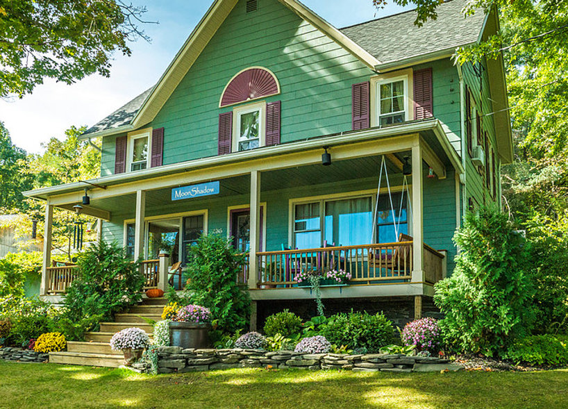 Fingerlakes bed and breakfast