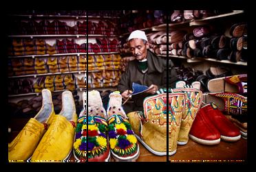 Shoemaker, Tafraoute