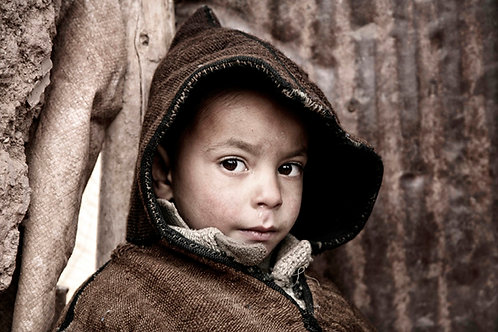 Atlas Boy, Morocco
