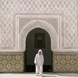 Marrakech mosque