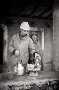Tea on market day