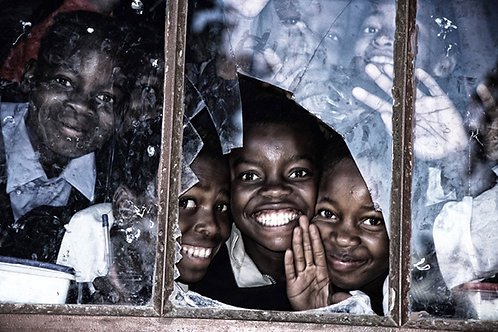 children window happy africa south africa photo photography editorial