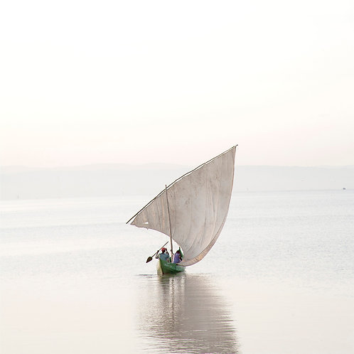 africa boat kenya sailing photo art fine gallery photography suzanne porter deco travel calm