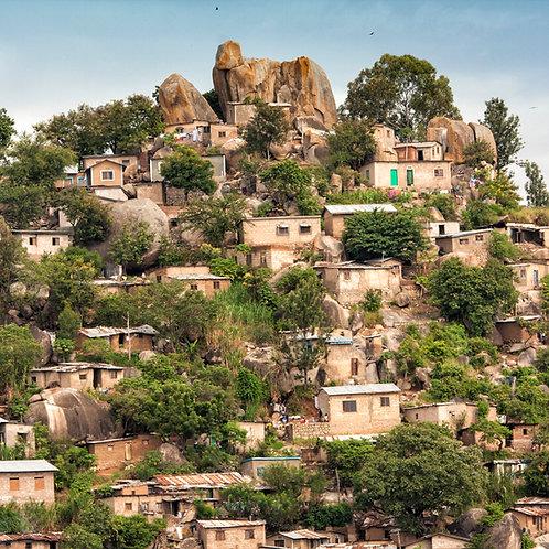 mwanza agog slum tanzania africa african photo photography colour city architecture scene landscape suzanne porter deco