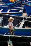 Oualidia fishing boats