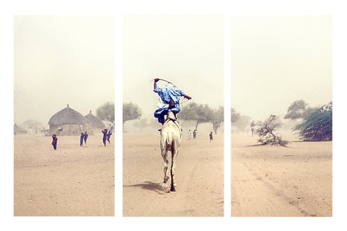 Camel Racing, Niger