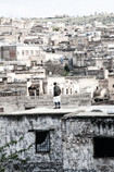 On the rooftops, Fes