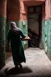 Mint choc ship street, Marrakech