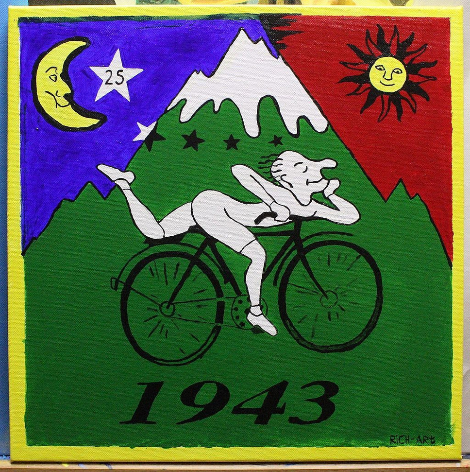 Bicycle Day :)