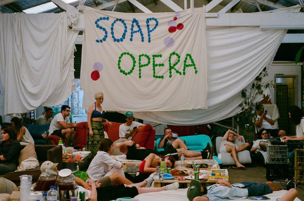 Soap Opera ~ Healing Hz Launch