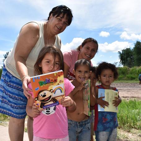 Sembrando futuro: HIPPY sigue creciendo en Chaco