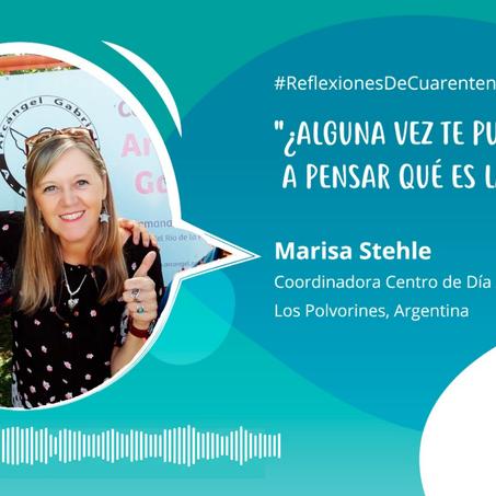 🎧 #ReflexionesDeCuarentena | Podcast de Marisa Stehle