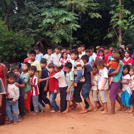 OGUASÚ: 25 AÑOS DIGNIFICANDO LA VIDA DE LOS PUEBLOS INDÍGENAS DEL PARAGUAY