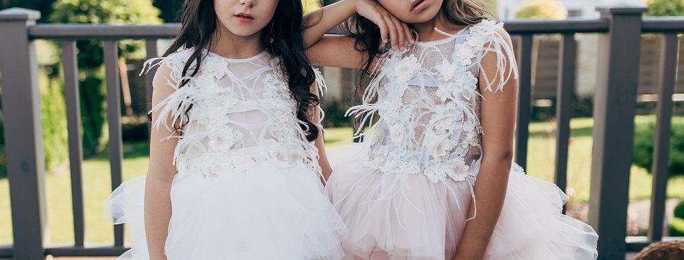 party tutu girls dress
