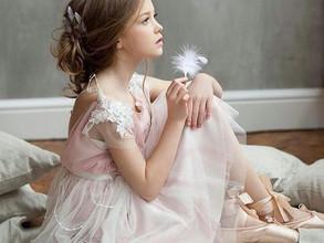 Pink Flower Girl Dress Inspirations