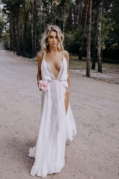 white white slip dress lingerie