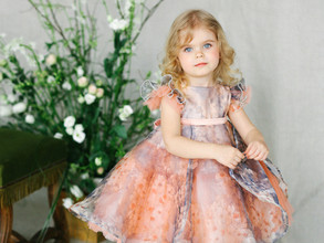 Floral Girls' Dresses for Special Occasion