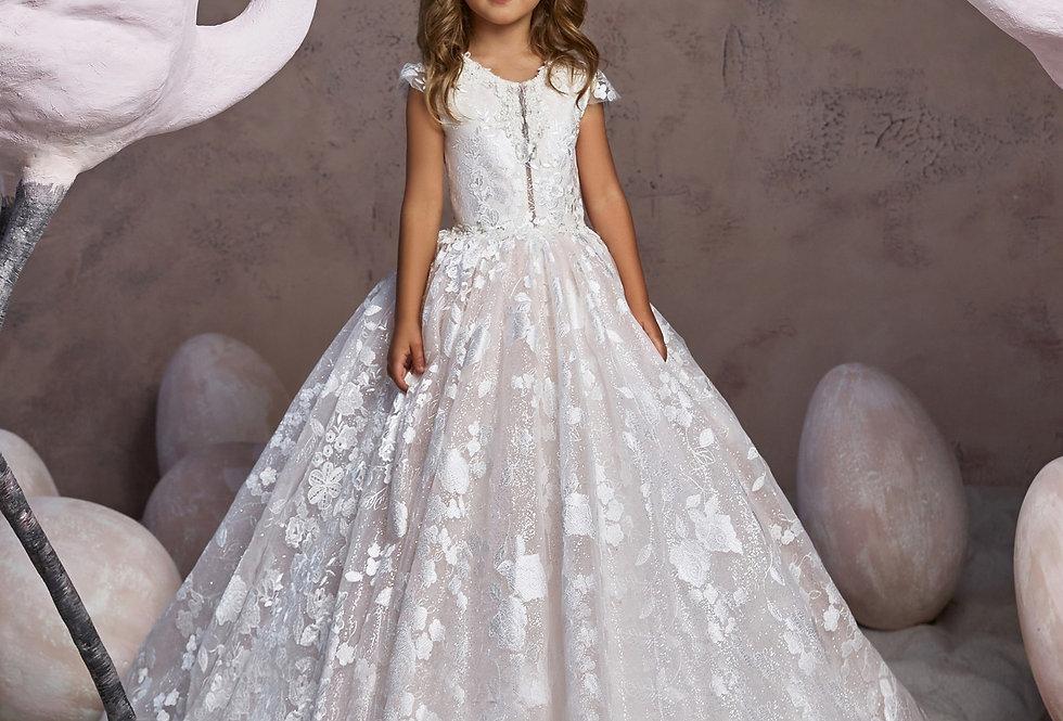 AF022 Natali | Girls' Gown