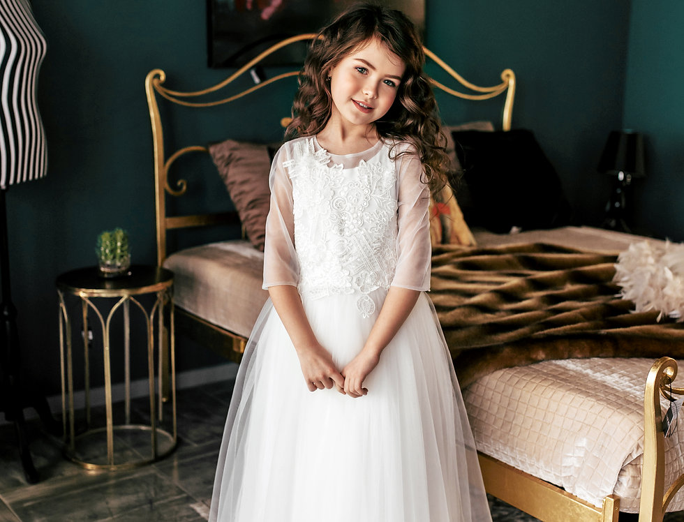 holy communion gowns