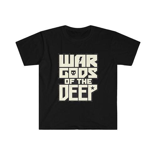 WGOTD Obligatory Band T-Shirt -  Standard WGOTD Logo Edition